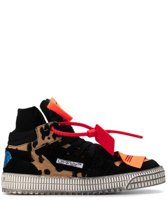 Off-White Pony 3.0 Court Sneakers - Farfetch