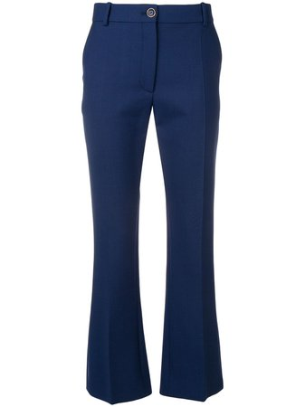 Valentino straight-leg Tailored Trousers - Farfetch