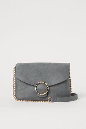 Shoulder Bag - Gray - Ladies | H&M US