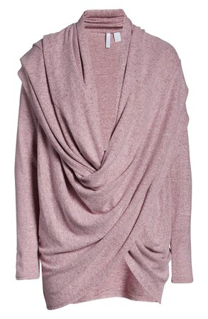Nordstrom Hacci Knit Waterfall Cardigan | Nordstrom