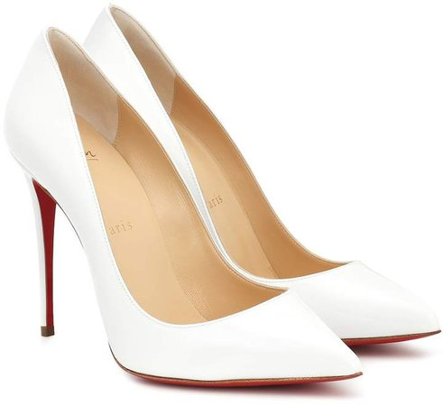 Pigalle Follies 100 leather pumps
