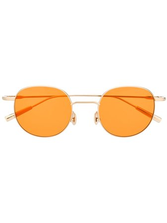 Gold Ambush Karlheinz Sunglasses | Farfetch.com