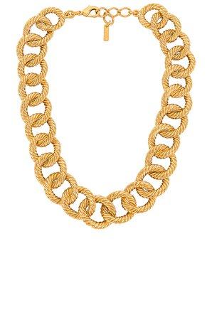 Jennifer Behr Brenna Necklace in Gold | REVOLVE