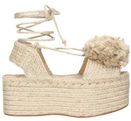 Patou Platform sandals