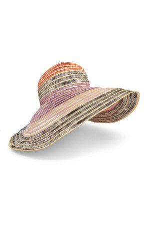 Missoni | Striped straw sunhat | NET-A-PORTER.COM