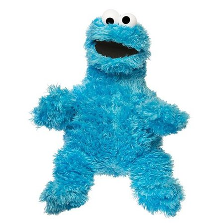 """Cookie Monster 15"""" Plush"""