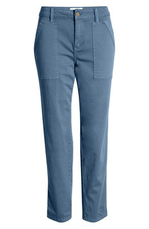 Twill Utility Pants   Nordstrom