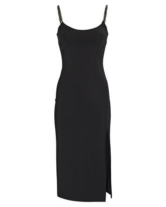Cushnie Sleeveless Crepe Mini Dress | INTERMIX®