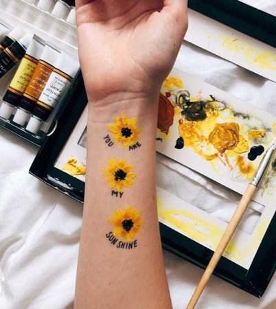 sunflowers | Tumblr
