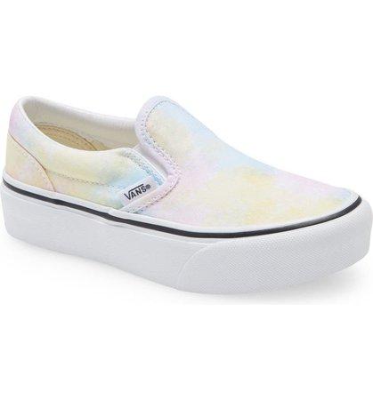 Classic Slip-On Platform Sneaker | Nordstrom