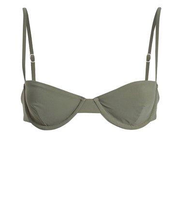 Anemone   Balconette Bikini Top   INTERMIX®