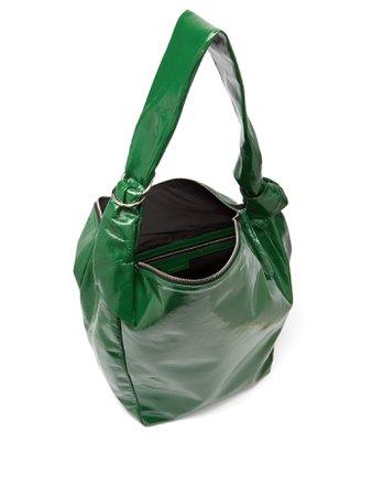 Eewa patent-leather shoulder bag   Isabel Marant   MATCHESFASHION.COM