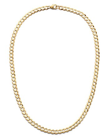 LANA 14k Gold Vegas Chain Choker Necklace