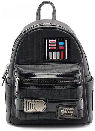 Amazon.com | Loungefly X Star Wars DARTH VADER Cosplay Mini Backpack | Kids' Backpacks