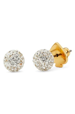 kate spade new york brilliant statement stud earrings | Nordstrom