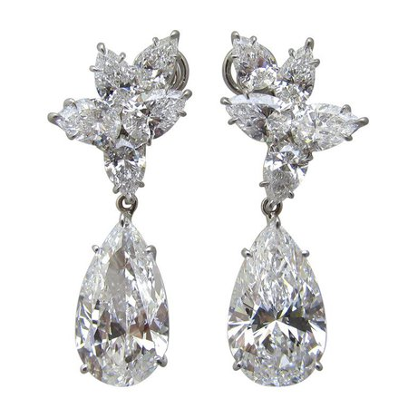 Magnificent Diamond Earrings | $597,000