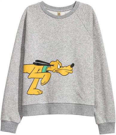 Sweatshirt - Gray