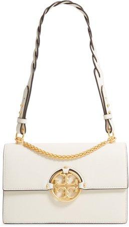 Miller Leather Shoulder Bag