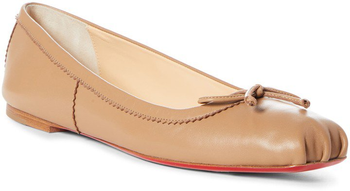 Mamadrague Square Toe Ballet Flat