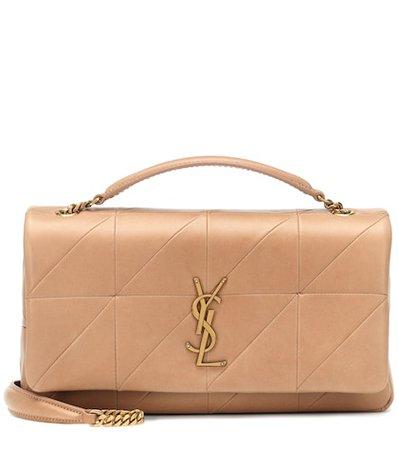 Jamie Medium leather shoulder bag