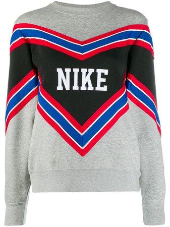 Black Nike Sportswear NSW Sweatshirt | Farfetch.com