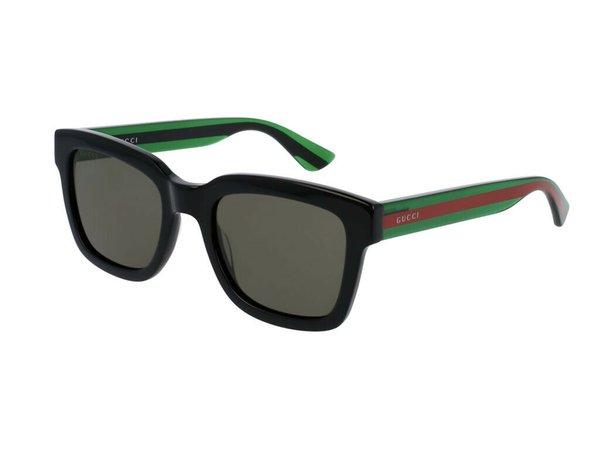 Купить Sonnenbrillen Gucci GG0001S schwarz grun 002 Authentische на eBay.de из Германии с доставкой в Россию, Украину, Казахстан