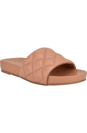 Marc Fisher LTD Imenal Slide Sandal (Women) | Nordstrom