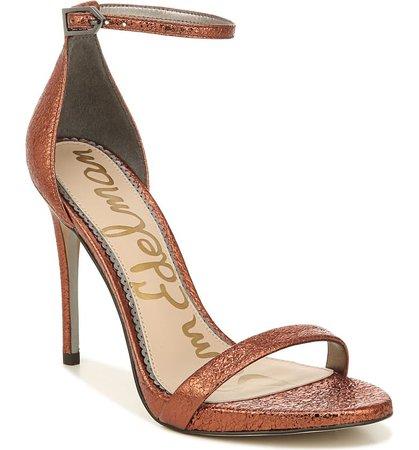 Sam Edelman Ariella Ankle Strap Sandal (Women) | Nordstrom