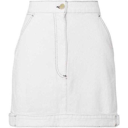 Public School Paige Denim Mini Skirt ($335)