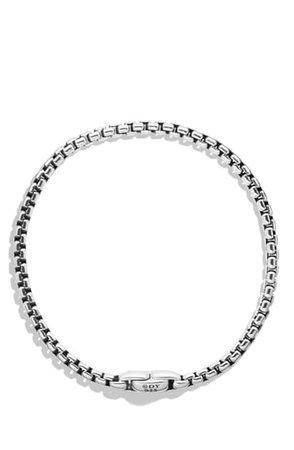 David Yurman Medium Box Chain Bracelet | Nordstrom