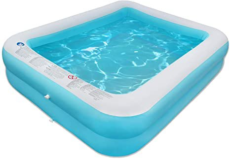 Amazon.com: Sarik Inflatable Swimming Pools, Inflatable Pools Thickened Abrasion Resistant Children Inflatable Swimming Pool for Kids Adult Family Summer Water Party Swimming Pools for Garden Backyard Lawn Patio: Garden & Outdoor