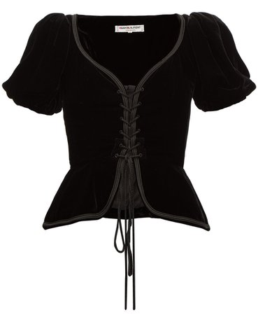 ysl blouse