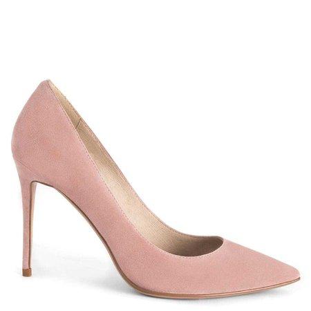 ella pink heels