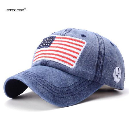 SER 2018 Brand New Dad Hats Men USA Flag Baseball Cap Casual Fitted Snapback Gorras Para Hombre Embroidery Hip Hop Caps Superman Cap Hat Embroidery From Huazu, $37.77| DHgate.Com