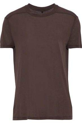 Stretch-jersey T-shirt