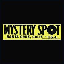 mystery spot sticker - Google Search