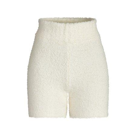 Cozy Knit Short - Bone | SKIMS