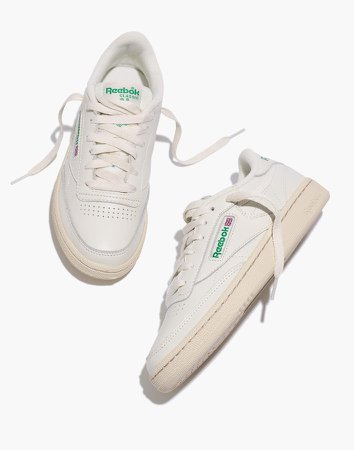 Reebok Club C 85 Lace-Up Sneakers