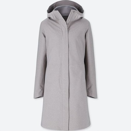 WOMEN Blocktech Coat - Jackets & Coats - OUTERWEAR - WOMEN | UNIQLO Singapore