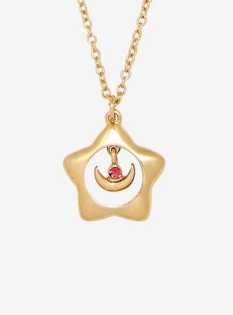 Sailor Moon Star Necklace
