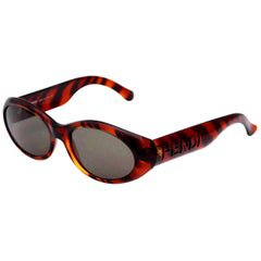 Fendi Vintage Logo Sunglasses