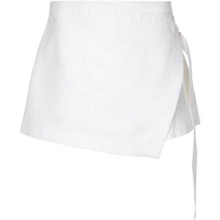 Dion Lee Utility Wrap Short ($459)
