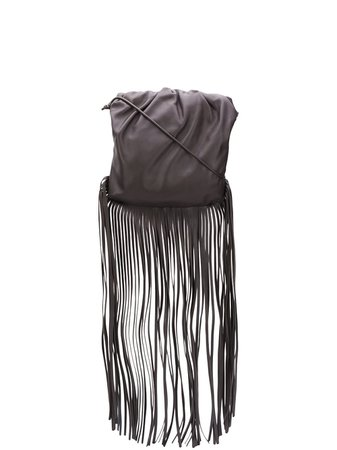 Bottega Veneta The Fringe Pouch Shoulder Bag - Farfetch