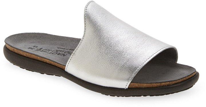 Skylar Water Repellent Slide Sandal