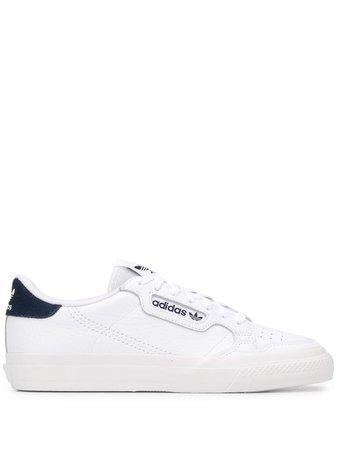 Adidas Continental Vulc Sneakers - Farfetch