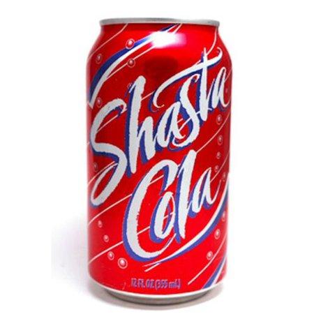 Shasta Cola Soda