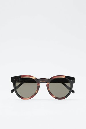 TWO-TONE ACETATE SUNGLASSES | ZARA India