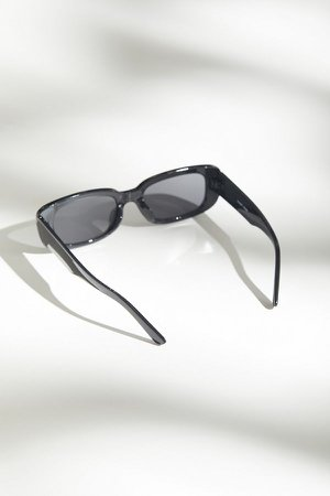Sausalito Rectangle Sunglasses   Urban Outfitters