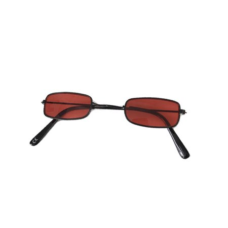 Red Lense Sunglasses. these Y2K red shades are SOOO... - Depop