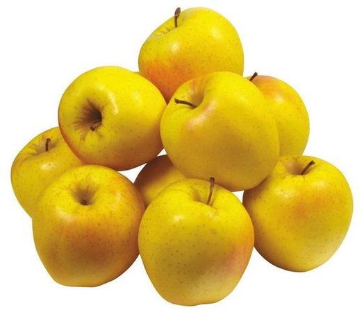 yellow apple png filler food